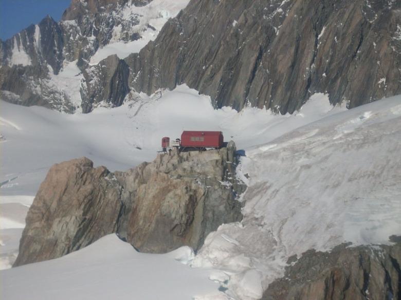 1.618 Fox Glacier, New Zealand