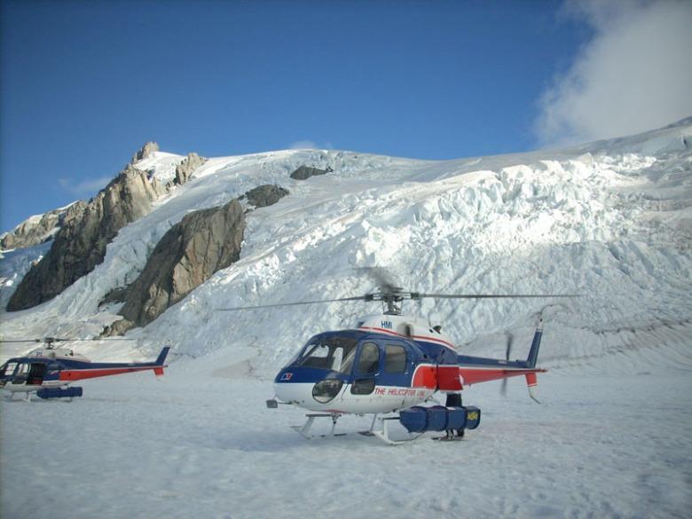 1.618 Fox Glacier #1