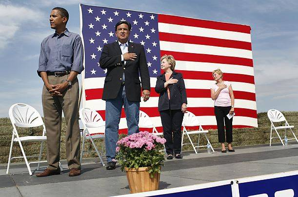 Speaking of patriotism...