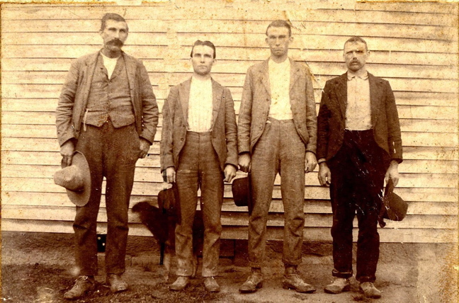 Lorenzo Dow, Left, and His Brothers