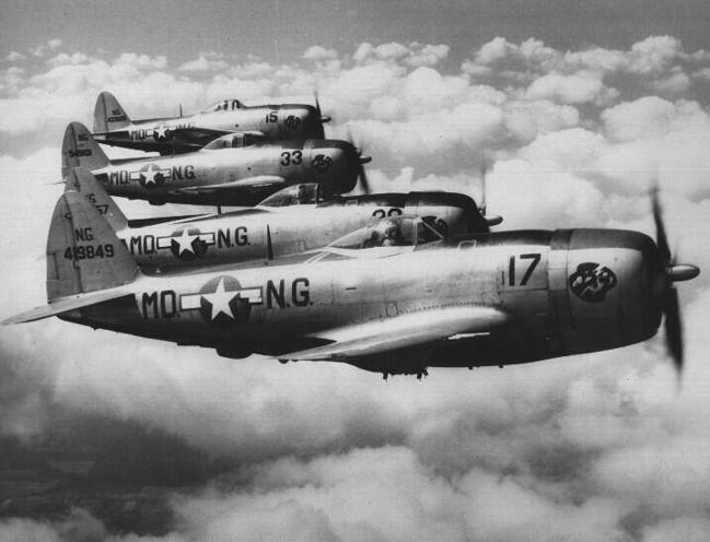 P47-D Thunderbolts