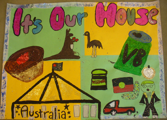 Parliament House 20th Anniversary Schools Poster Competition