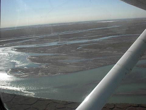 Desolate ANWAR Coastal Plain