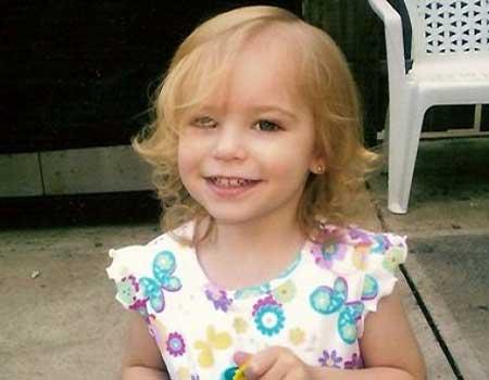 Riley Ann Sawyers, aka Baby Grace