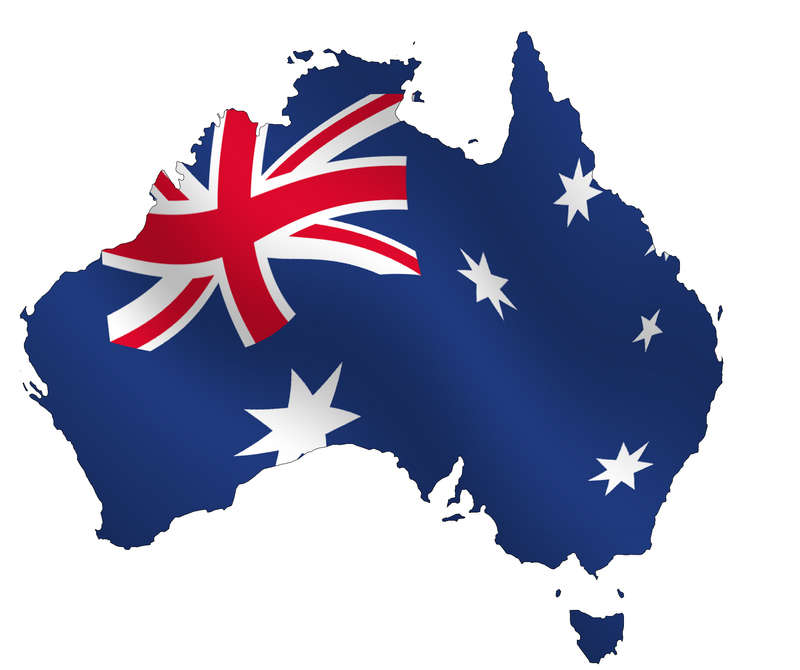 australian flag - photo #9