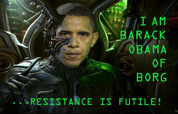 ObamaBorg