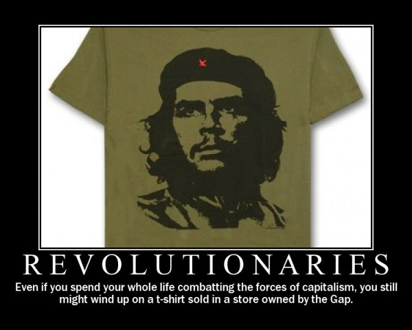We're going to do for blacks exactly what blacks did for the revolution. By which I mean: nothing. —Che Guevara, regarding the lack of help from Afro-Cubans.