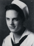 Seaman Stephen Bower Young of the USS Oklahoma